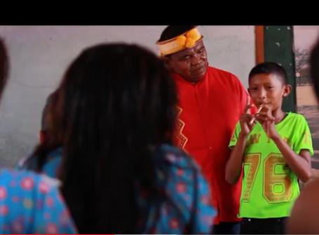 Fundación El Origen y su labor en la comunidad indígena Poromana