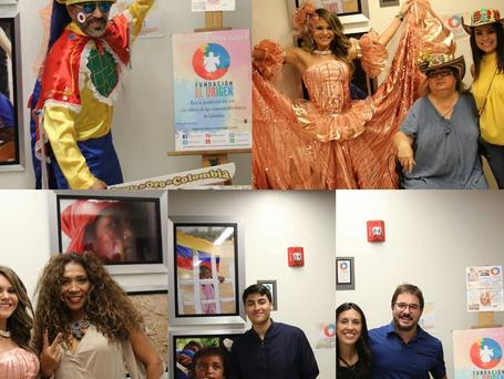 El Origen se presentó en el Consulado de Colombia en Miami, celebrando la cultura colombiana en US