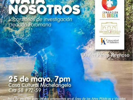 Fue todo un éxito nuestra exhibición Waya / Nosotros en Casa Cultural Michelangelo en Barranquilla