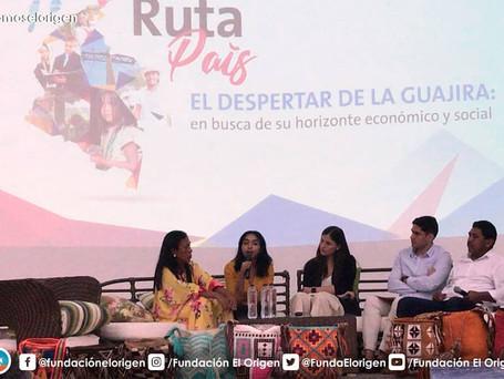 El Origen habla sobre emprendimiento y economía naranja en panel de Ruta País