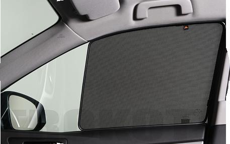 Укороченные съемные экраны Trokot на передние окна