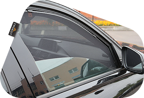 Автомобильные шторки Trokot. 100% гарантия качества. Оригинальная конструкция