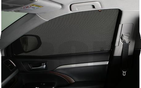 Тонировка Trokot передние двери Toyota Highlander