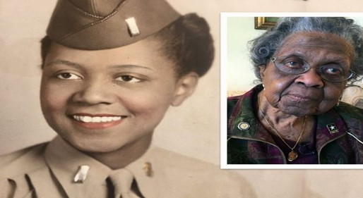 102-Year-Old WWII Veteran Still Ticking Boxes Off Her Bucket List