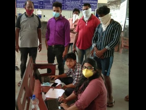 Ex-MITian helps migrant workers get back home