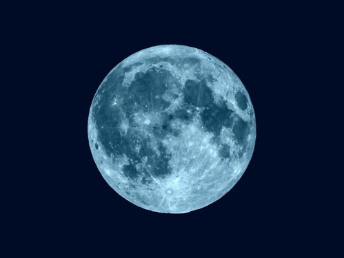 """""""Blue Moon"""" To Be Witnessed On October 31"""