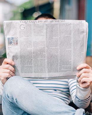 Nieuwsbrief lezen