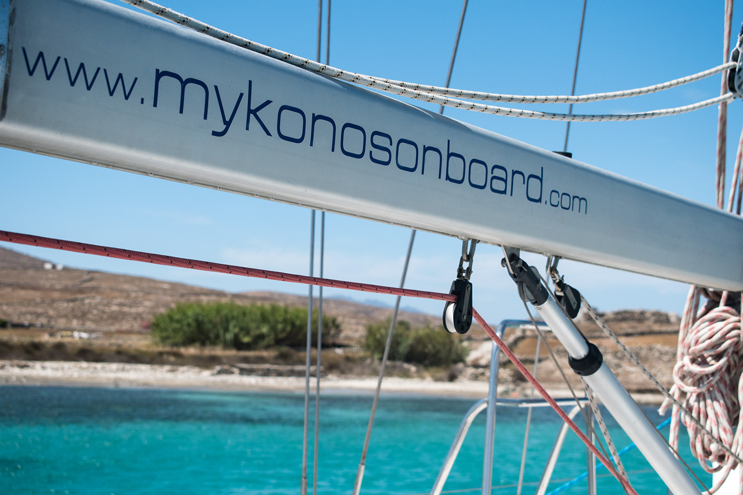 Mykonos on Board
