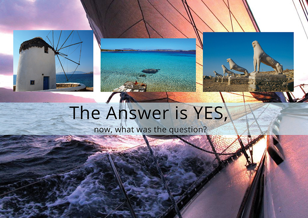 Mykonos on Board. Sailing yachts