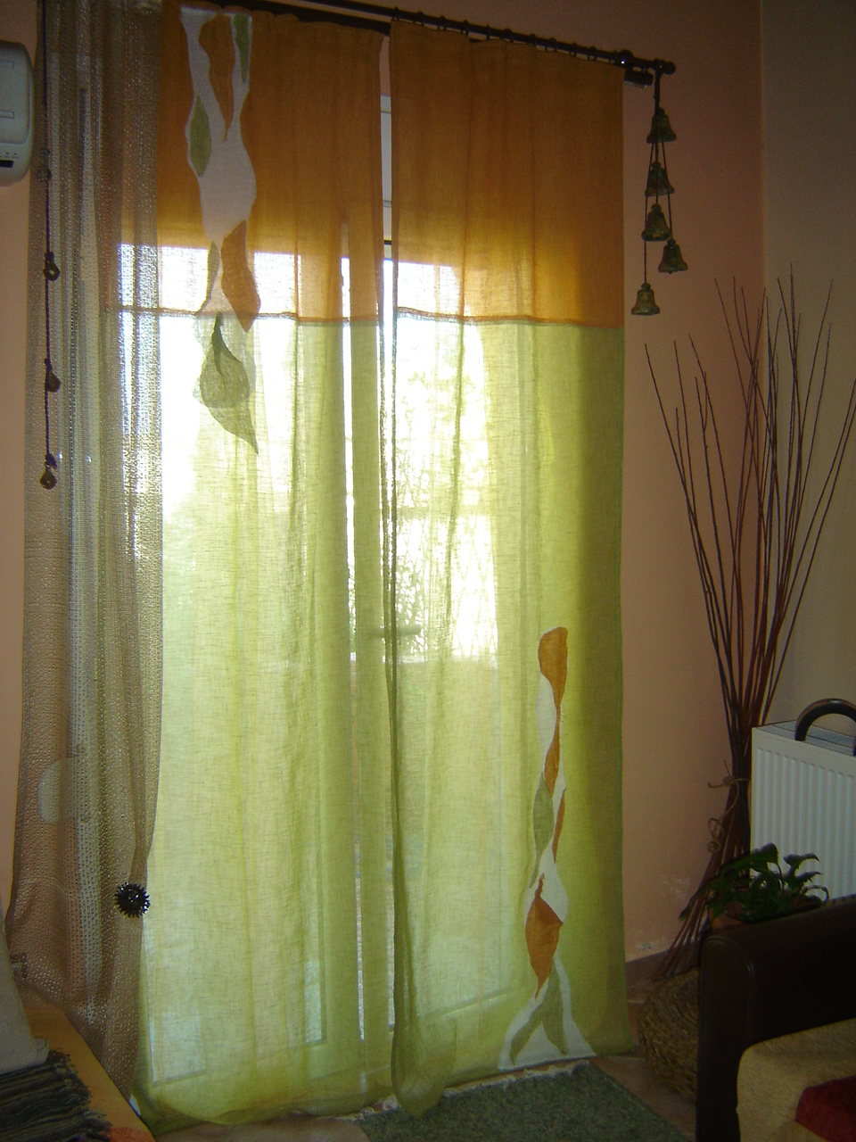 sewing - curtain