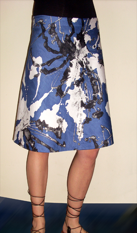 sewing - skirt