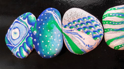 painting on stones