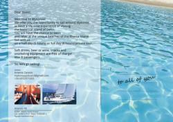 Mykonos on Board.promo material