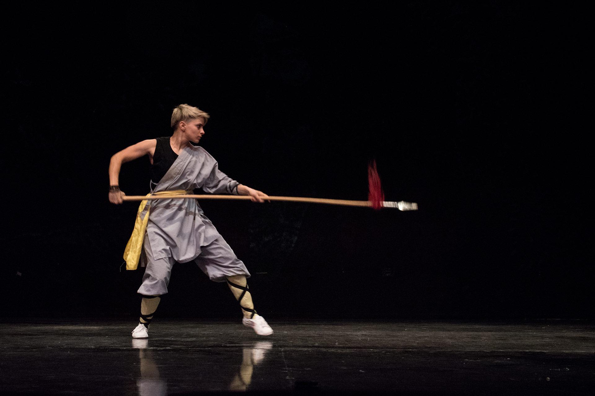 Shaolin Gong Fu & T'ai Chi