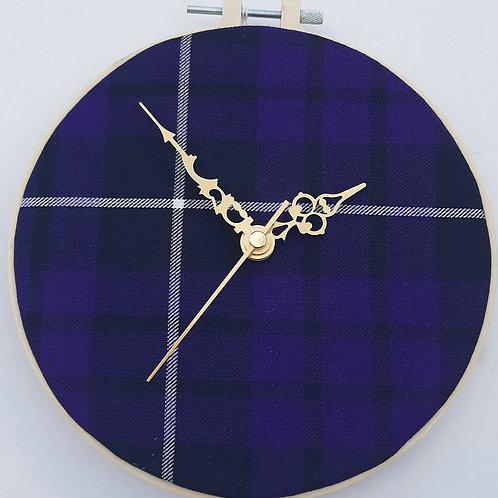 Tartan Clocks