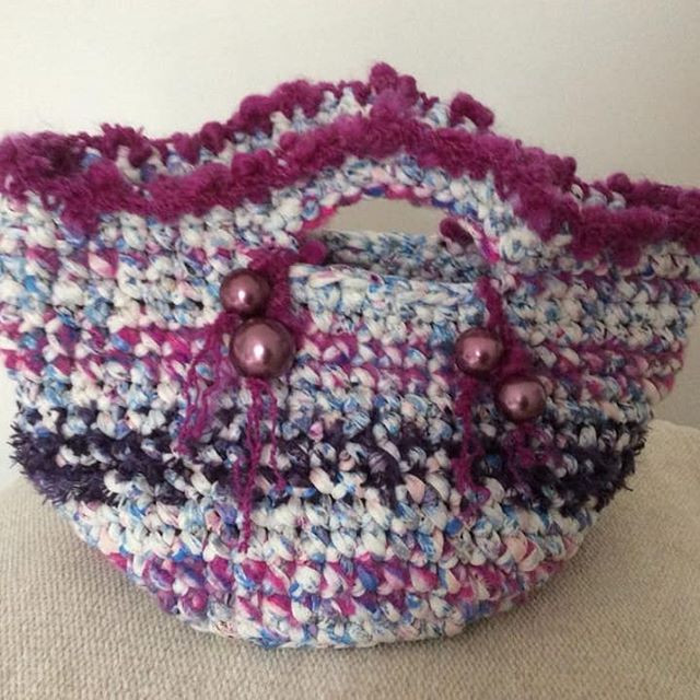 Crochet Bag Ada Daly