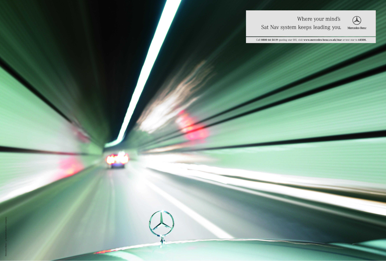 'Tunnel' Mercedes-Benz, Badges, CDD