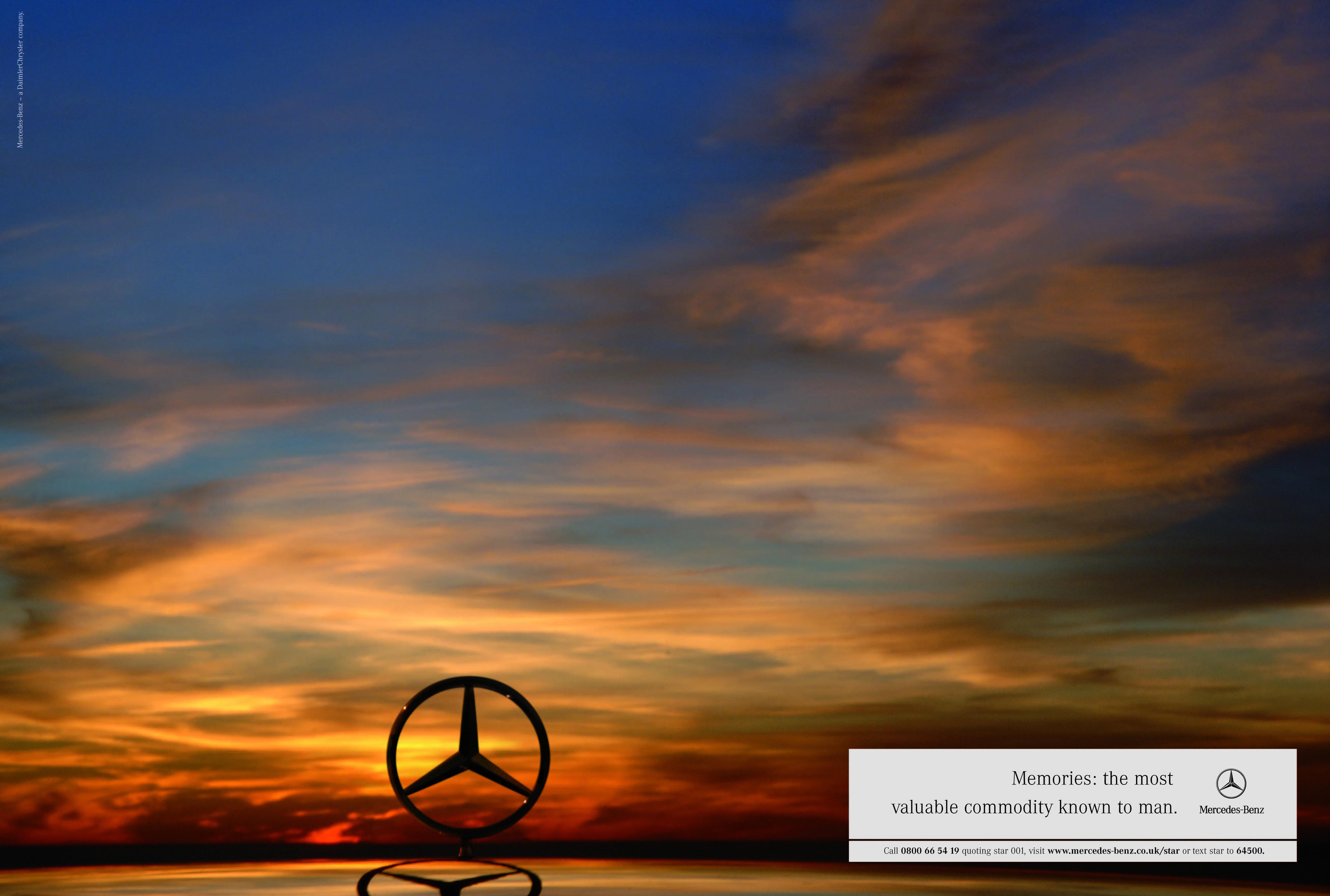 'Sunset' Mercedes-Benz, Badges, CDD
