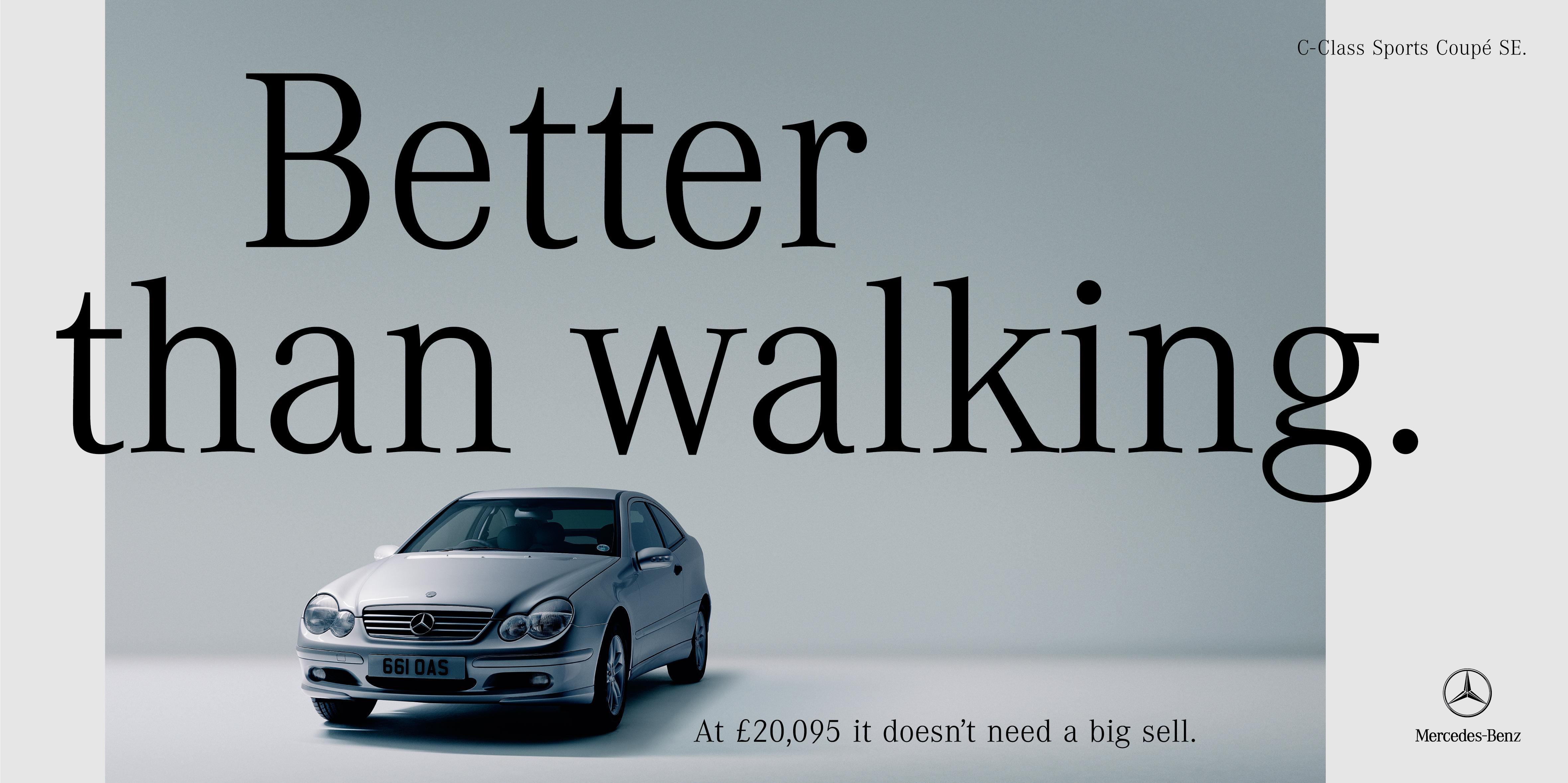 'Better Than' Mercedes-Benz, C-Class Coupe, CDD, 48