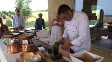 Semaine gourmande en Toscane             du 16 juillet 2016