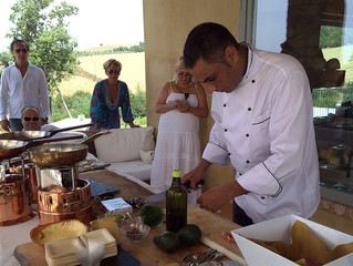Gourmet week in Tuscany Italie from July 16th 2016