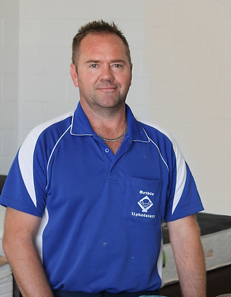 Jason from Bribie Upholstery