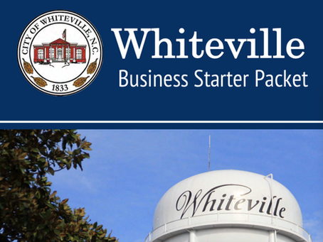 Starter packet designed to make it easier for new businesses to launch in Whiteville