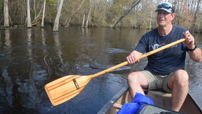 The Lumber is one of five 'Wild and Scenic' rivers in North Carolina