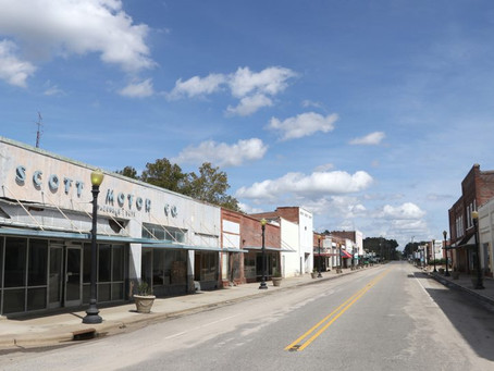 Fair Bluff gets $4.8 million federal grant to replace flooded-ruined business district
