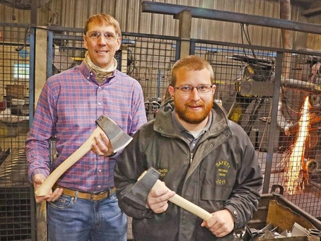 Axe throwing is the latest chapter for fifth-generation Council Tool