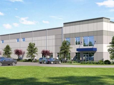 Company to create 125 jobs in Logistics Park on Brunswick-Columbus line