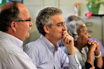 N.C. Rural Center leaders visit Columbus County