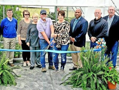 McPherson Greenhouse branches out to public