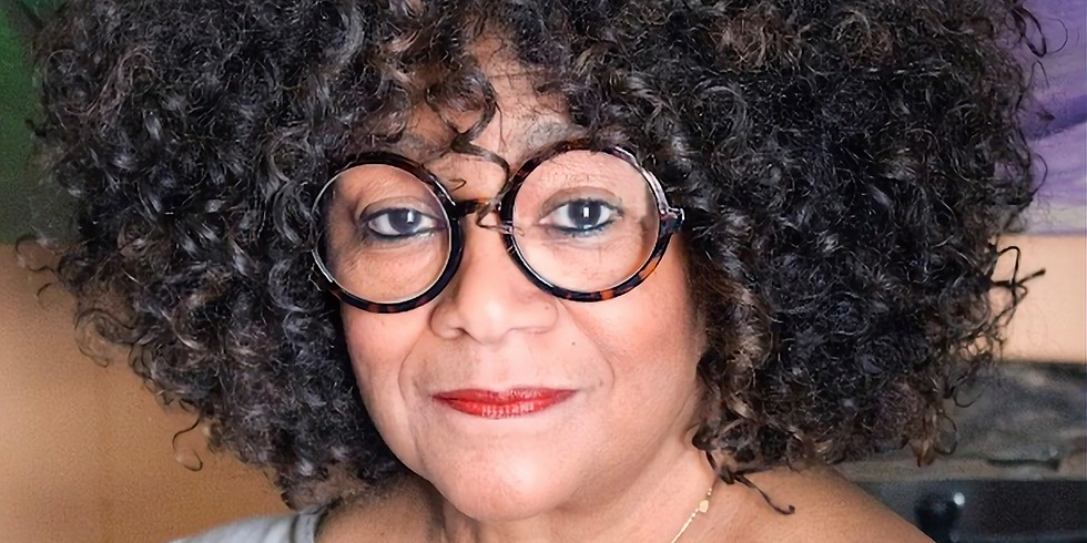 A virtual visit with N.C. Poet Laureate Jaki Shelton Green
