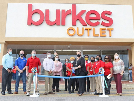Burkes Outlet opens in Whiteville