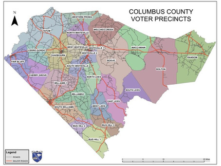 Elections board schedules public hearings on proposed precinct mergers