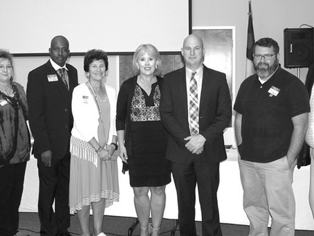 FB chamber hears state legislative leader  and recognizes several award recipients