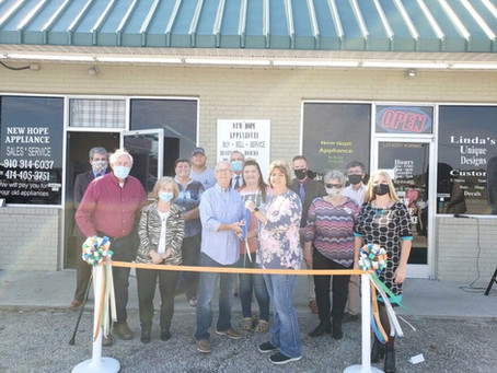New Hope Appliance opens for business