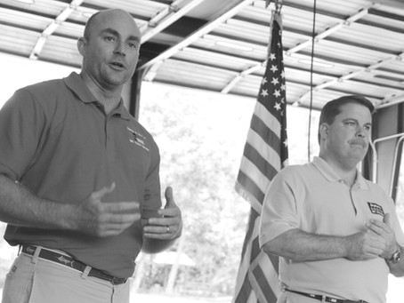 Jones, Britt recap legislative session and discuss new district lines