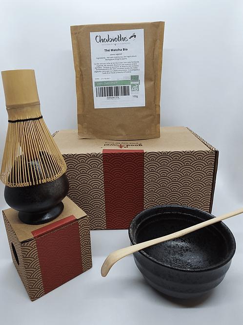Kit Matcha - Noir