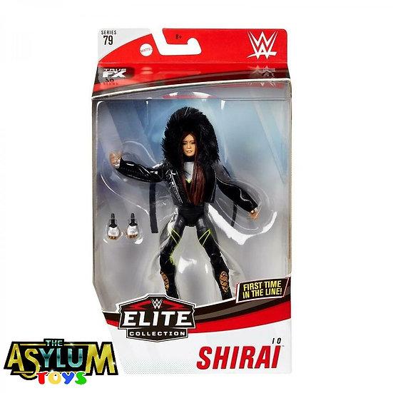 WWE Elite Series 79 Is Shirai PRE ORDER