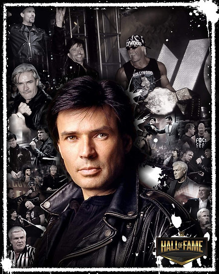 Eric Bischoff Live Meet and Greet!!! With autographed 8x10