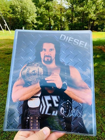 DIESELSigned 8x10