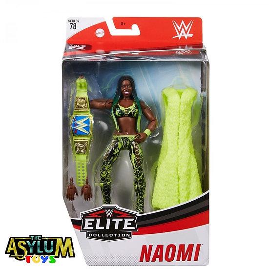 WWE Elite Series 78 Naomi
