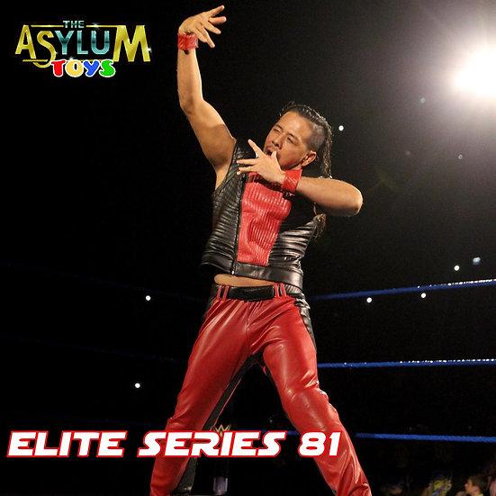 Mattel WWE Elite 81 Shinsuke Nakamura