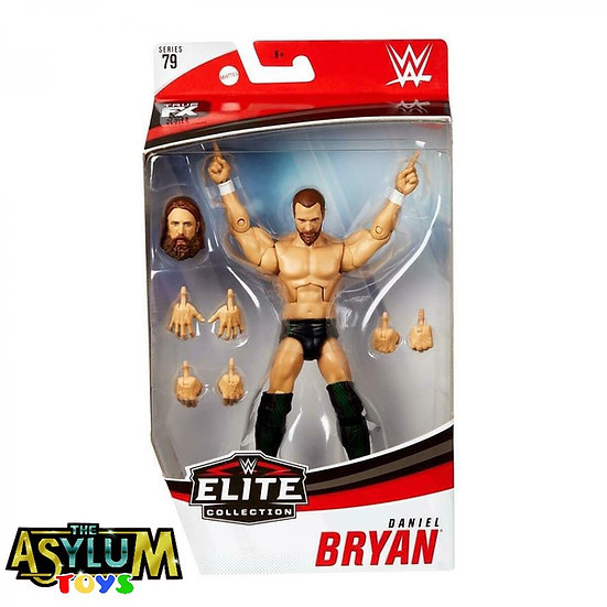 WWE Elite series 79 Daniel Bryant PRE ORDER