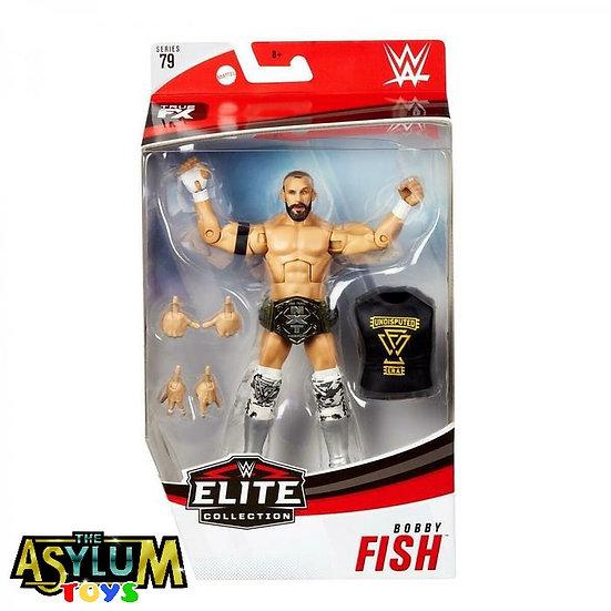 WWE Elite Series 79 Bobby Fish PRE ORDER