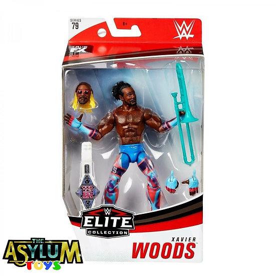 WWE Elite Series 79 Xavier Woods PRE ORDER