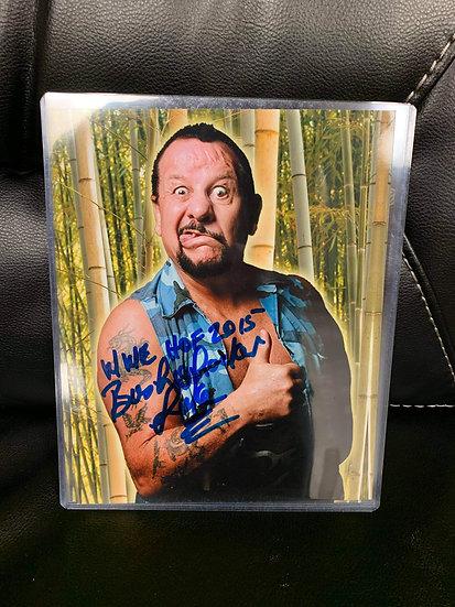 Bushwhacker Luke Autographed 8x10