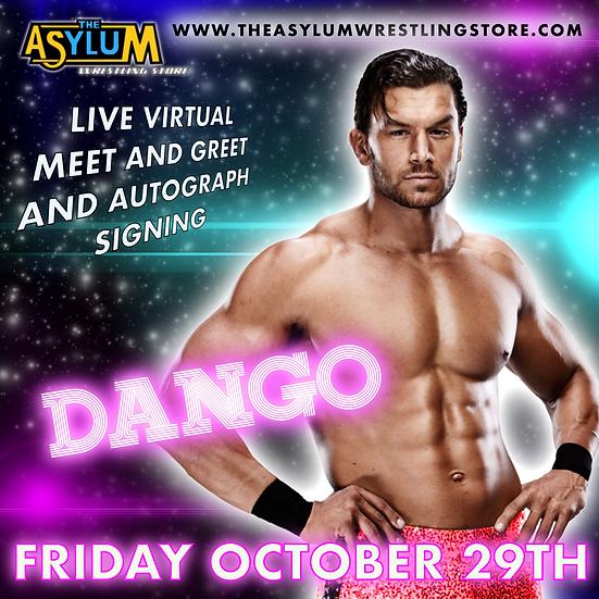 DANGO  Live Virtual Meet and Greet